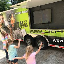 99 Game Party Truck Video Party Gallery The