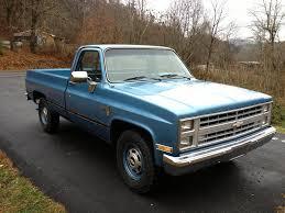 100 85 Chevy Truck Parts 19 4x4