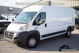 2017 RAM ProMaster Cargo For Sale In Nashville TN