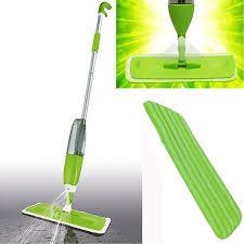spray mop spin water spray floor cleaner dust flat mop buy