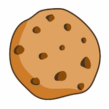 How to draw a cartoon cookie