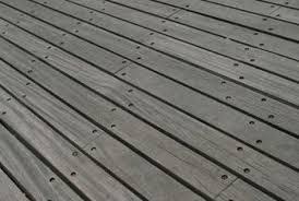 Drum Floor Sander For Deck by Sanding Vs Stripping Deck Home Guides Sf Gate