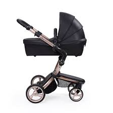 Mima Moon High Chair by Kinderwagen Mima Xari Rosé Gold Flair Black Stuff To Buy