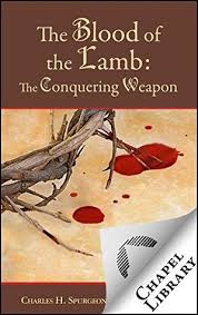 The Blood Of Lamb Conquering Weapon