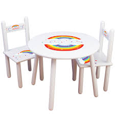Childs Rainbow Table & Chair Set Personalized Kids Furniture | Etsy Disney Cars Hometown Heroes Erasable Activity Table Set With Markers Shop Costway Letter Kids Tablechairs Play Toddler Child Toy Folding And Chairs Fabulous Chair And 2 White Home George Delta Children Aqua Windsor 2chair 531300347 The Labe Wooden Orange Owl For Amazoncom Honey Joy Fniture Preschool Marceladickcom Nantucket Baby Toddlers Team 95 Bird Printed