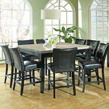 Walmart Leather Dining Room Chairs by Dining Room Elegant Tall Dining Table For Sensational Dining Room
