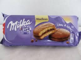 milka choc choc 175g mini kuchen cookies alpenmilchschokolade