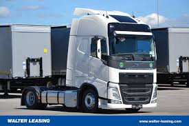 Volvo Mega Tractor Unit FH 500 Globetrotter XL - New - WALTER LEASING