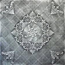 painted foam ceiling tiles