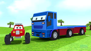 100 Youtube Truck Videos Alex The Monster The Surprise Eggs Factory For Kids