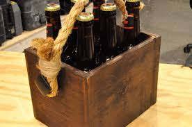 How To Make A Beer Tote Beginners Woodworking Project