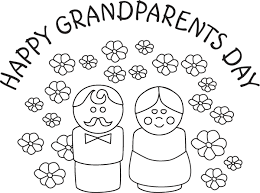 Download Grandparents Day Coloring Pages