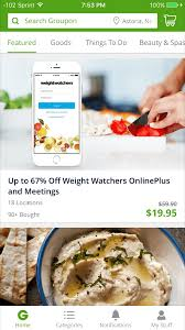 groupon cuisine groupon iphone shopping app review