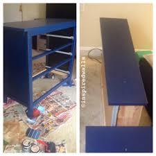 Hemnes 6 Drawer Dresser Blue by Ikea Hemnes Dresser Hack Hip Hip Home