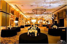 Luxury Gold Black Wedding Decorations Rsg Event Design