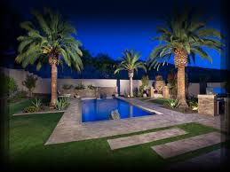Charming Backyard Pool Landscaping With Green Grass Field And ... Swimming Pool Landscaping Ideas Backyards Compact Backyard Pool Landscaping Modern Ideas Pictures Coolest Designs Pools In Home Interior 27 Best On A Budget Homesthetics Images Cool Landscape Design Designing Your Part I Of Ii Quinjucom Affordable Around Simple Plus Decorating Backyard Florida Pinterest Bedroom Inspiring Rustic Style Party With