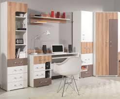 bureau ado pas cher bureau chambre ado bureau modulable 140 cm avec caisson bureau