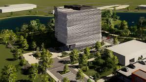 bureau labege thalès construit un nouvel immeuble de bureaux au sud de toulouse