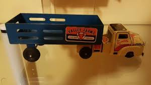 100 Valley Truck And Trailer 1955 Wyandotte Small Series Farms Truck And Stake
