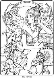 Fairy Coloring Page If Youre In The Market For Best