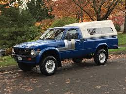 100 1980 Toyota Truck Pickup 4x4 SR5 Standard Cab Pickup 2DR 22L 101k Orig