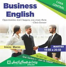 Carta Negocios Ingles