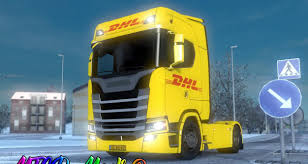 DHL Scania S Series By MTGD-Mods© Mod For ETS 2 Playmobil Dhl Delivery Van Post Truck In Exeter Devon Gumtree Standalone Trailer Mod For Ats American Simulator 04 Semi Trailer Lego This Next Truck My Flickr On Motorway Editorial Photo Image Of German 123334891 Full Wrap Install Dpi Wrapscom Mercedes Caught Borrowing Dhls Electric Using It Skin Scania Euro 2 Bruder Falls Into Water Youtube Reefer Semitrailer Dhl Stock Photos Royalty Free Images