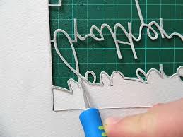 Paper Cutting Craft Tutorial