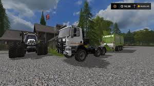 100 Euro Trucks EURO TRUCKS BY STEVIE FS17 FS 2017 Mod