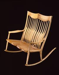Double Rocking Chair | Smithsonian American Art Museum