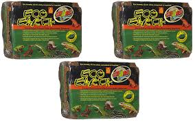 Ball Python Bedding by Amazon Com Zoo Med Eco Earth Compressed Coconut Fiber Substrate