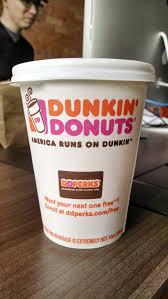 Dunkin Donuts Pumpkin Latte by Thirsty Dudes Dunkin U0027 Donuts Dunkaccino