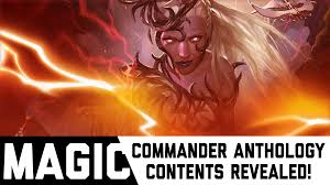 Mtg Evasive Maneuvers Deck List by Magic Commander Anthology Product Details Announced Queuetimes