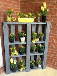 Pallet Garden Diy Ideas Best About Pallets On Gardening Set