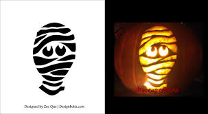 Pumpkin Carving Cutouts by 10 Free Printable Scary Pumpkin Carving Patterns Stencils U0026 Ideas