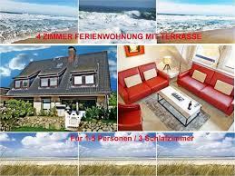 4 zimmer deichwiese in westerland 3 schlafzimmer garten