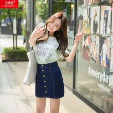 Clothes Pinterest China Jeans Skirt Shopping Guide Korean Summer Outfit Street
