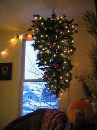 Growdown Upside Down Hanging Christmas Tree