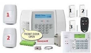 Two Way Voice Wireless ADT Home Alarm System