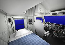 100 Truck Sleeper Cab Kenworth S Interior View Bing Images RV Flatbed