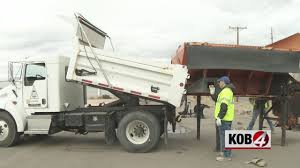 New Mexico Department Of Transportation Prepares For Winter Storm ...