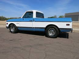 1972 Used Chevrolet Cheyenne Short Bed 72 Chevy Shortbed At Myrick ...