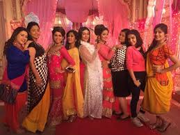 Bollywood Girl Dress Up