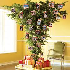 Some People Are Hanging Christmas Trees Upside Down This Year For A Variety Of Reasons