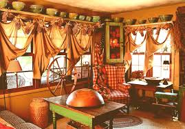 Country Kitchen Buffet Ideas Small Country Kitchen Ideas On A