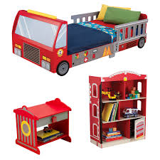 KidKraft Firefighter Toddler Car Configurable Bedroom Set & Reviews ... Firetruck Crib Bedding Fire Truck Twin Ideas Bed Decorating Kids 77 Bedroom Decor Top Rated Interior Paint Www Boys Fetching Image Of Baby Nursery Room Pirates Beautiful Fun The Boy Based Elegant Decorations 82 For Your With Undefined Products Pinterest Kids Engine And Engine Most Popular Colors Kidkraft Firefighter Toddler Car Configurable Set Reviews View Renovation Luxury In 30