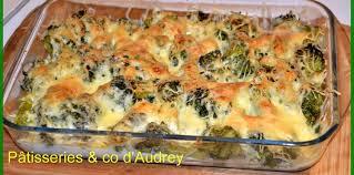 cuisiner le brocolis gratin de brocolis à la béchamel facile recette sur cuisine