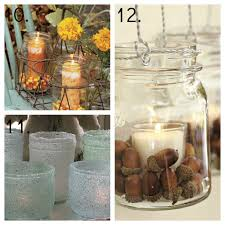 23 Mason Jar Ideas Decor Candles
