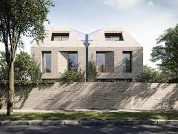 100 Kew Residences Tate Moderninspired Townhouses Planned For Melbourne Architecture