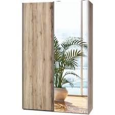 armoire chambre 120 cm largeur la porte de dressing coulissante garantit un style moderne pour